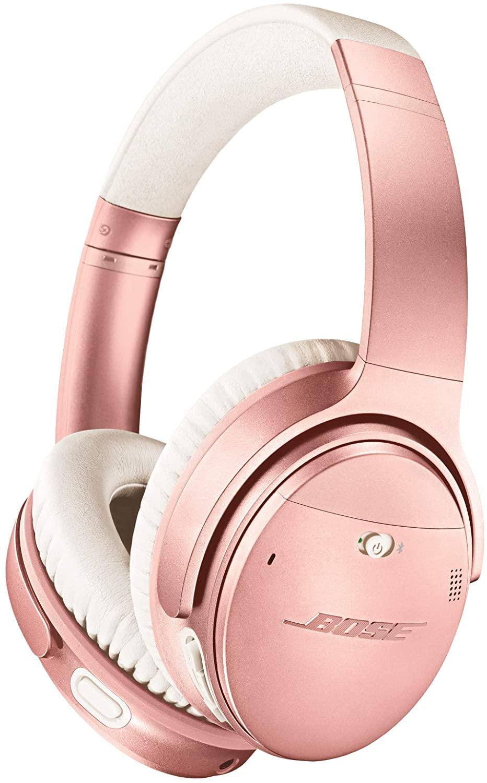 Casque Audio Sans-Fil Bose QuietComfort 35 II - Rose (Vendeur Tiers)