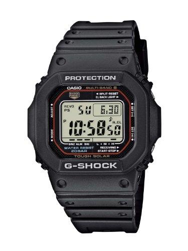 Montre Solaire Casio G-Shock GW-M5610-1ER pour Homme