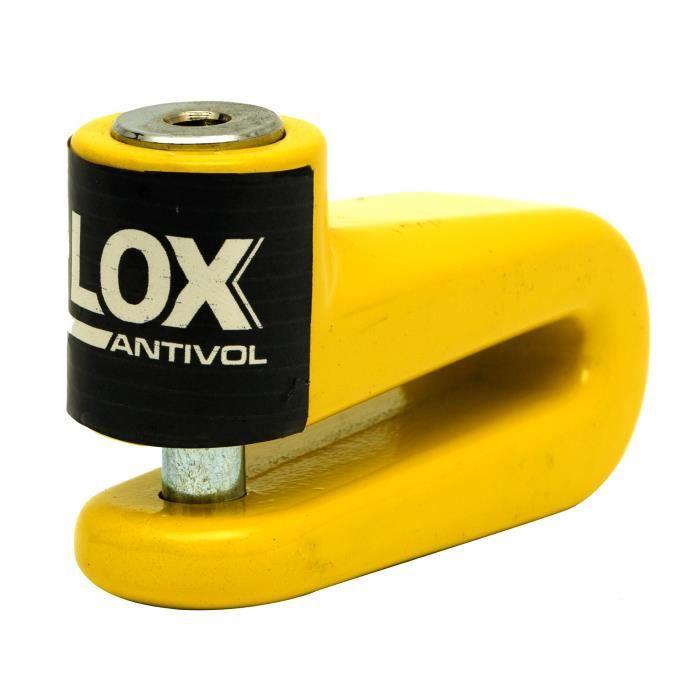 Antivol pour moto bloque Disque LOX - Pin de 10 (frais de livraison inclus)