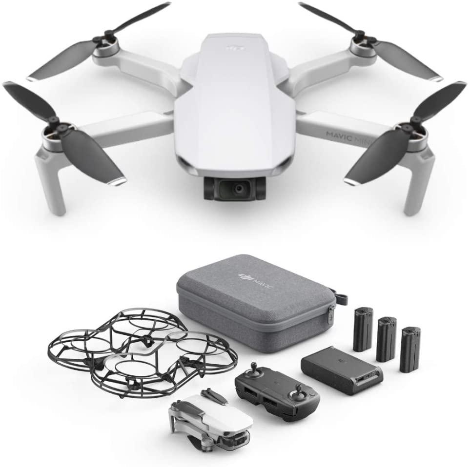 Drone quadricoptère DJI Mavic Mini Fly More Combo