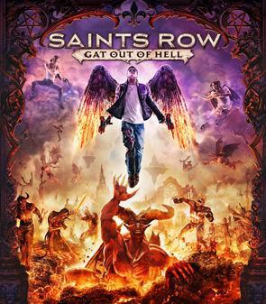 Sélection de jeux Saints Row en promotion - Ex : Saints Row Gat Out of Hell (Dématérialisé - Steam)