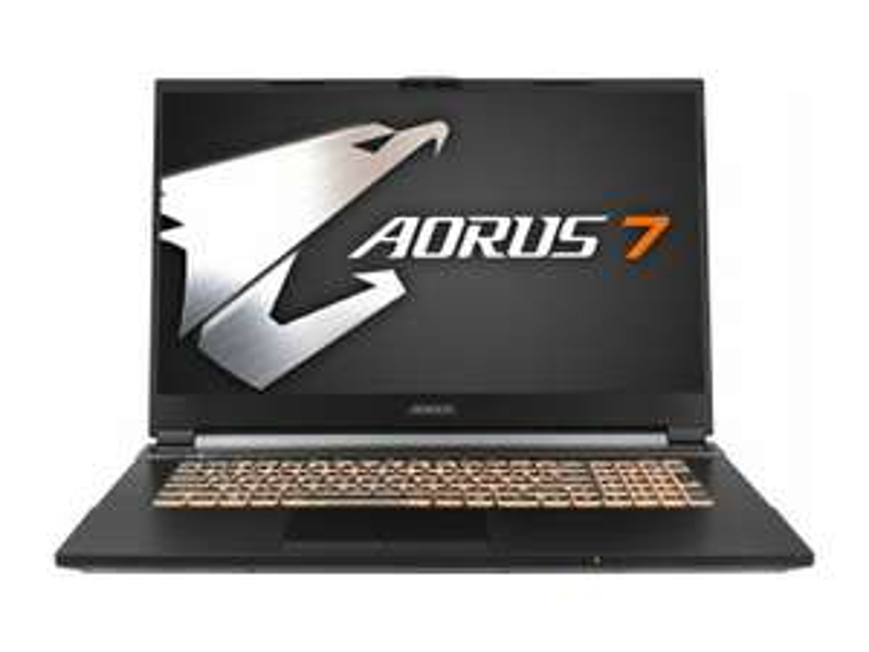 "Pc Portable 17.3"" Gigabyte Aorus 7 KB-7ES1130SD - FullHD IPS 144Hz - RAM 16Go - i7-10750H - RTX 2060 - SSD NVMe 512Go (Qwerty)"