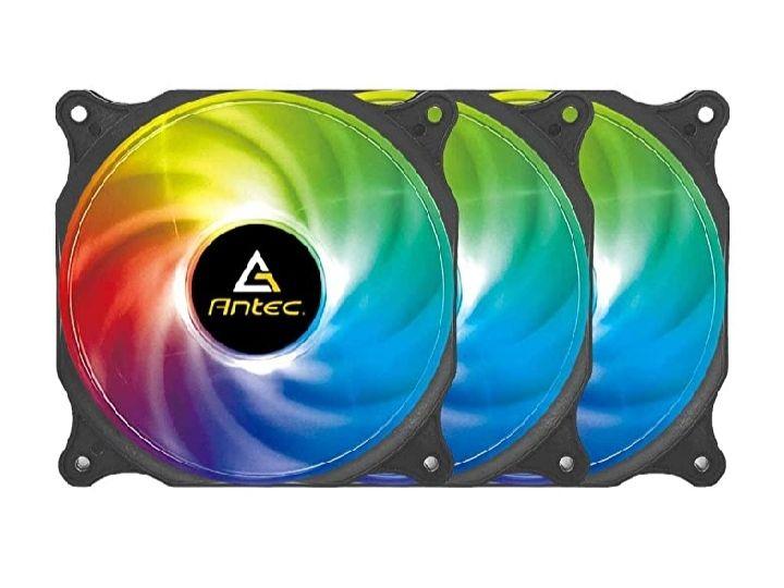 Ventilateur PC Antec F12 RGB - 120mm (Via Coupon - Vendeur Tiers)