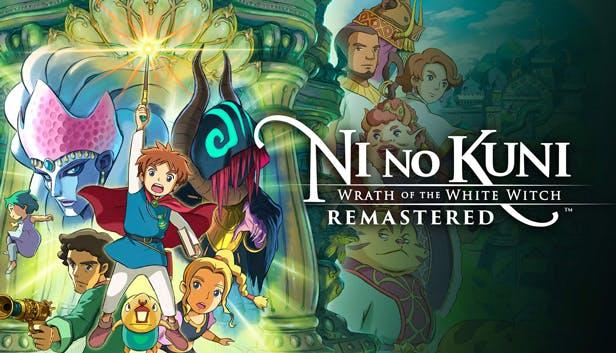 Ni no Kuni Wrath of the White Witch Remastered sur PC (Dématérialisé - Steam)