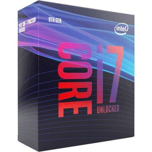 Processeur Intel i7-9700K - 3,6GHz, Socket 1151
