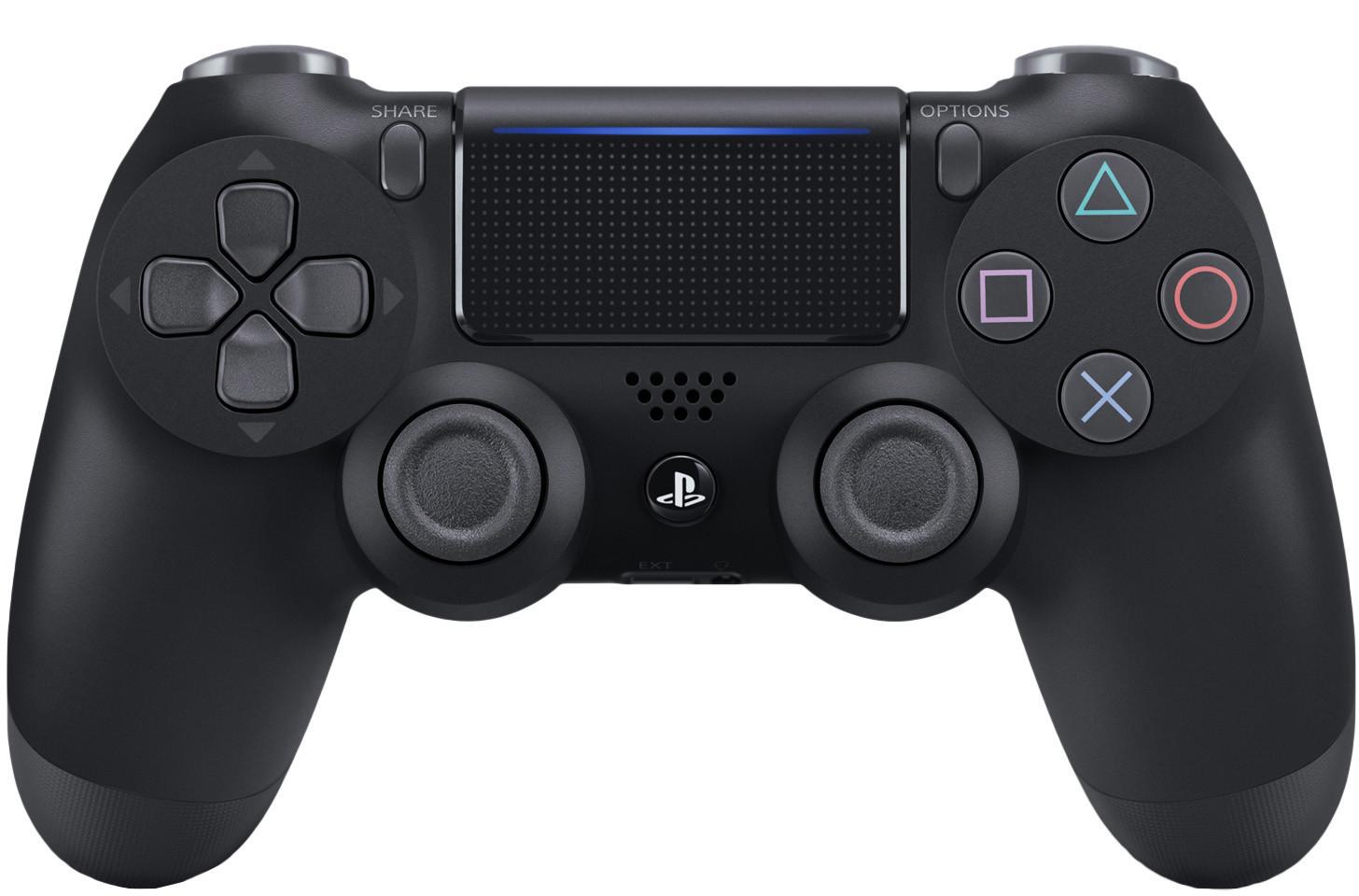 Sélection d'offres promotionnelles PlayStation - Ex: Manette PS4 DualShock 4 V2 Black