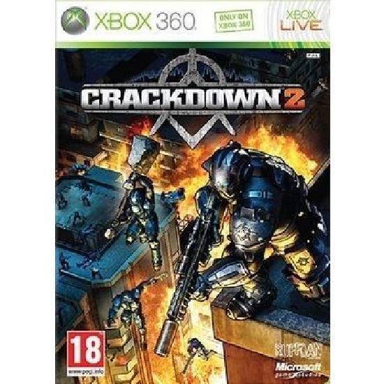 Sélection de jeux Xbox 360 en promotion - Ex : Crackdown 2