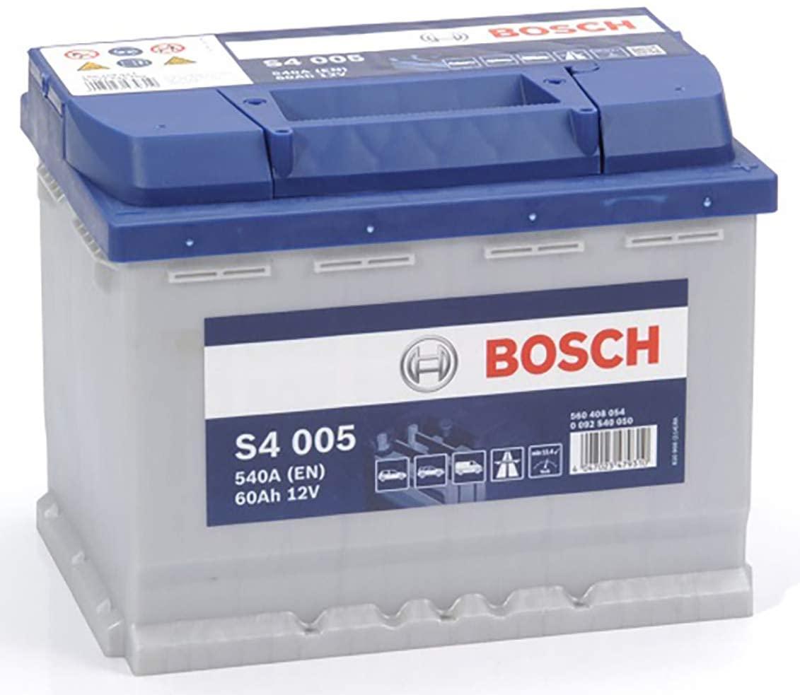Batterie de voiture Bosch S4005 - 12V, 60 Ah