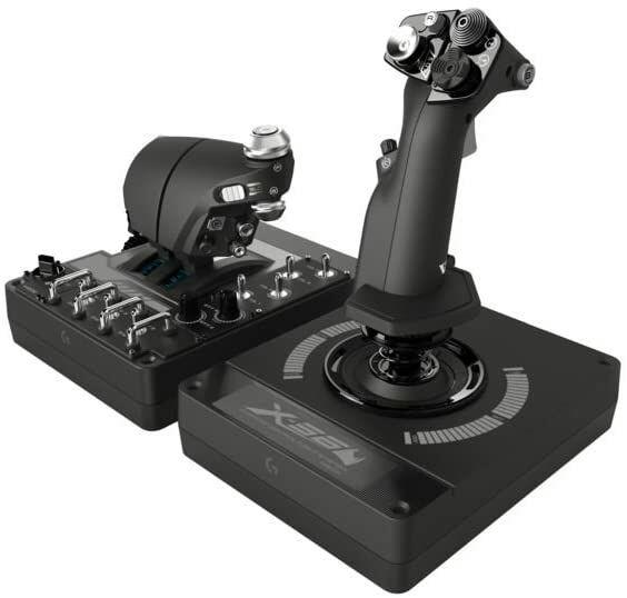 Set Logitech G Hotas X56 Système 3M