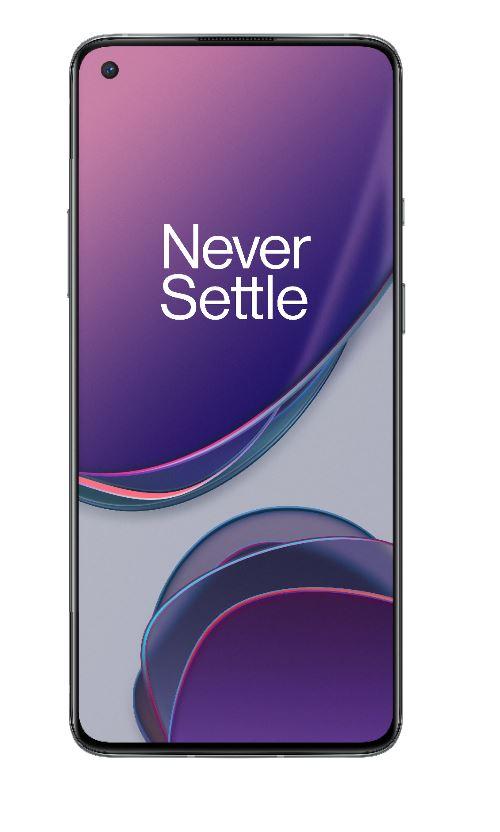 "Smartphone 6.55"" OnePlus 8T 5G - 128Go (Vendeur Tiers)"
