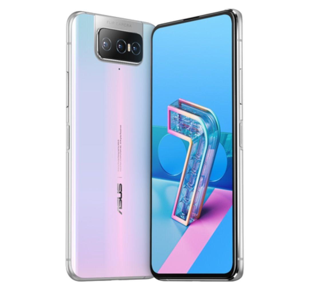"""Smartphone 6.67"""" Asus ZenFone 7 Pro - 8 Go RAM, 256 Go ROM + Ecouteurs Zenfears"""