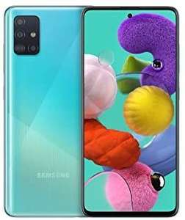 """Smartphone 6.5"""" Samsung Galaxy A51 - AMOLED, full HD+, Exynos 9611, 4 Go de RAM, 128 Go"""