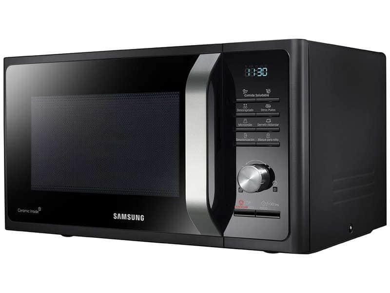 Micro-ondes avec gril Samsung MG28F303TFK/EF - 28L, 900W (Via ODR de 20€)