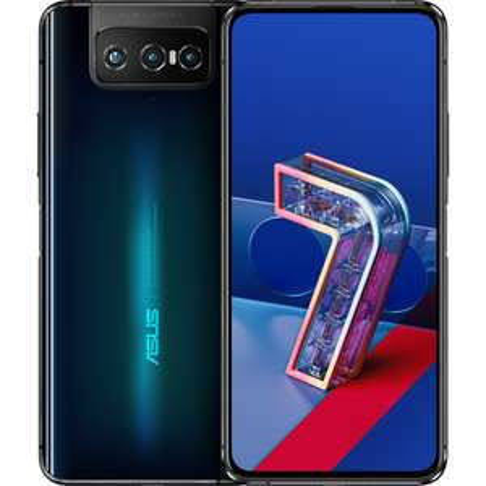 "Smartphone 6.67"" Asus ZenFone 7 - 8 Go RAM, 128 Go ROM + Écouteurs Bluetooth ZenEar"