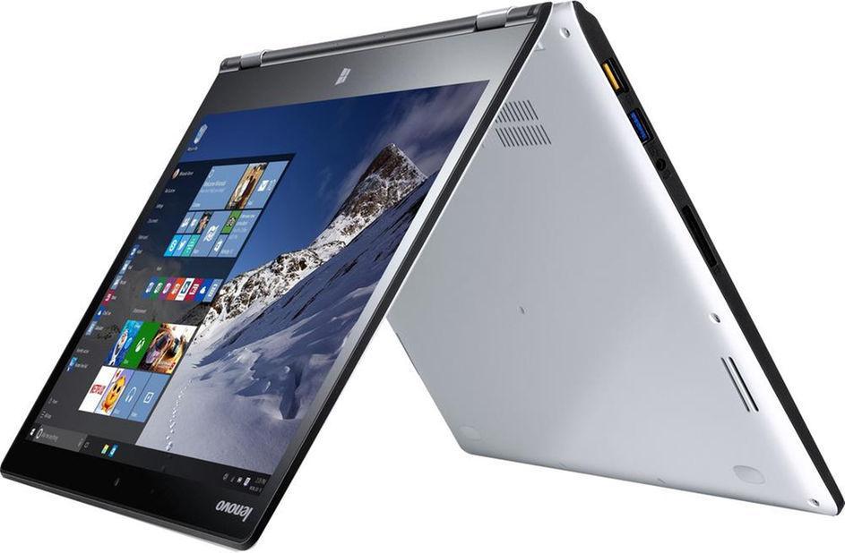 "PC Portable Ultrabook 14"" Lenovo Yoga - Full HD, Core i7, RAM 8Go, 256Go SSD - QWERTZ"