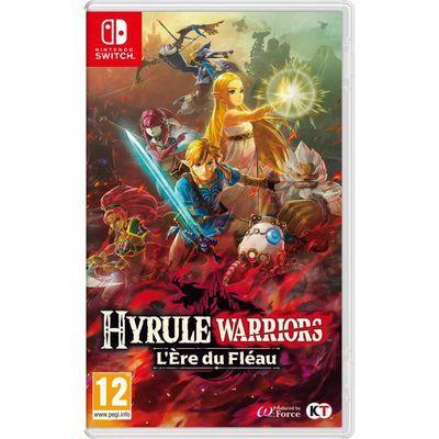 [CDAV] Hyrule Warriors : L'Ère du Fléau sur Nintendo Switch (+5€ sur la cagnotte)