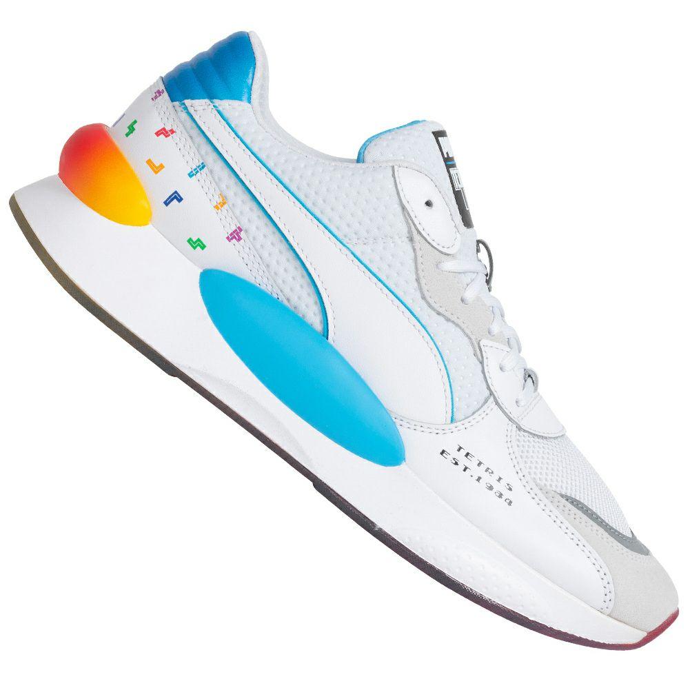 Paire de sneakers Puma x Tetris RS 9.8 (372490-01)