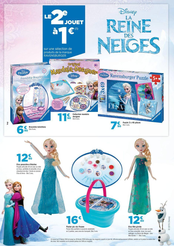 Un jouet acheté = le deuxième jouet à 1€ via ODR