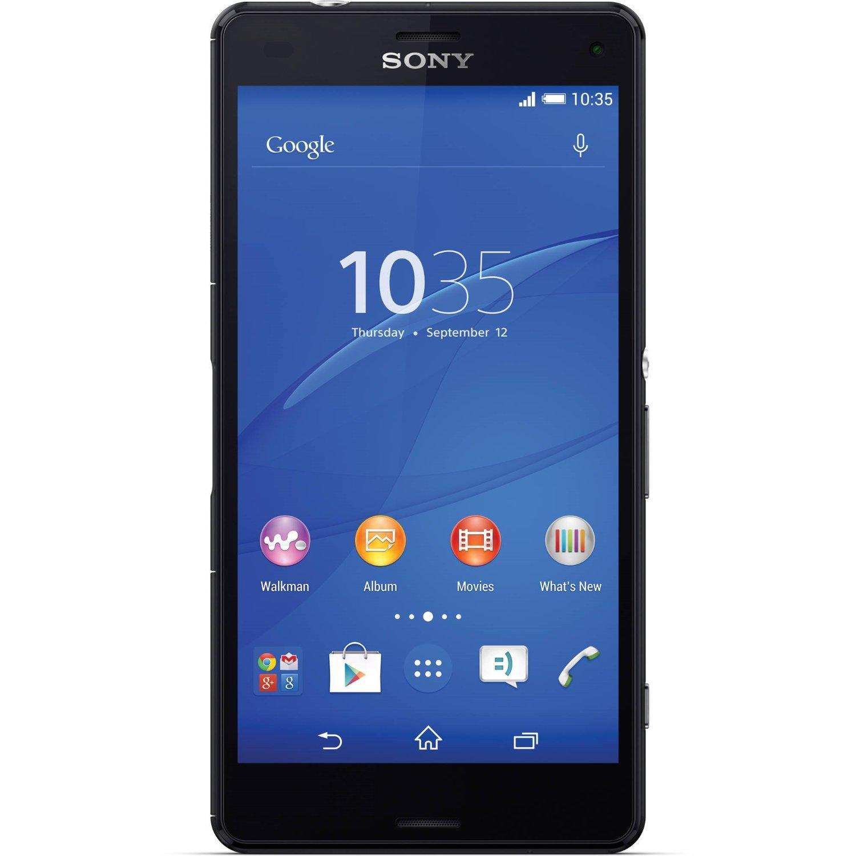 Smartphone Sony Xperia Z3 compact 16 Go noir - Reconditionné