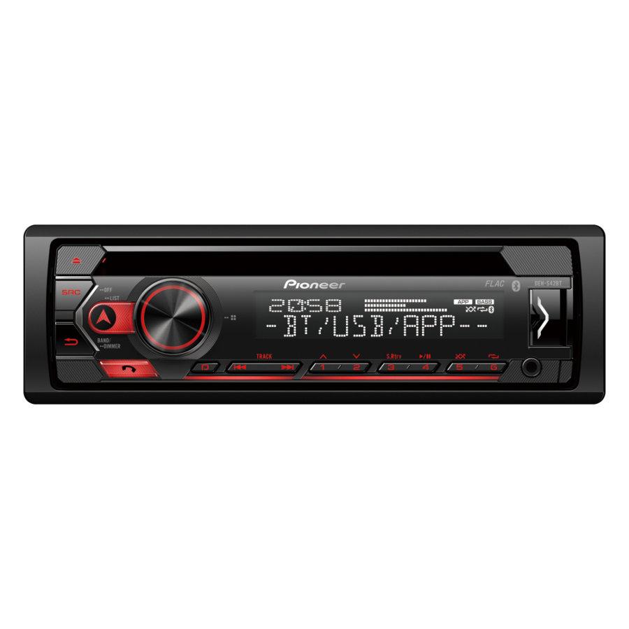 Jusqu'à 40€ de réduction sur une sélection de produits Pioneer (via ODR) -Ex : auto-radio DEH-S42BT - Bluetooth, 4x50W (via ODR de 40€)
