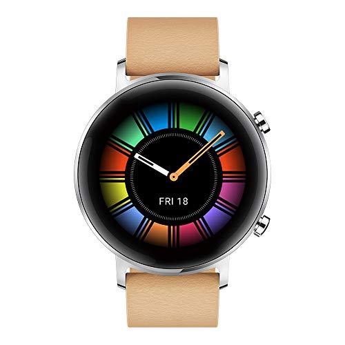 Montre connecté Huawei Watch GT 2 Classic - 42mm, beige