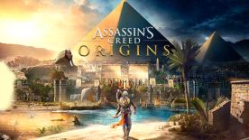 Sélection de Jeux Assassin's Creed en promotion - Ex : Jeu Assassin's Creed Origins sur PC (Dématérialisé - Uplay)