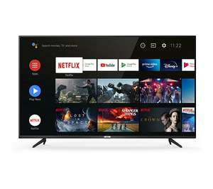 TV 50'' TCL 50P618 - 4K UHD, LED, Android TV