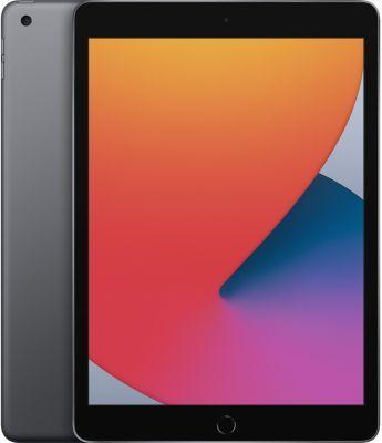 """Tablette 10.2"""" Apple iPad (2020) - 32Go, Wi-Fi, Space grey (+67.78€ en Rakuten Points)"""
