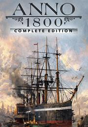 Anno 1800 Édition complète à 29,37€ Edition Standard à 13.35€ - sur PC (dématérialisé - Uplay)