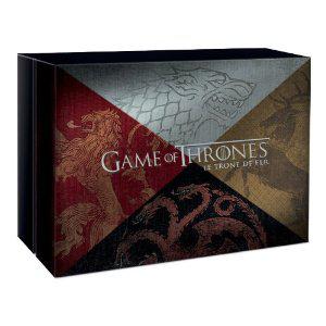 Games of Thrones Saison 1 + Oeuf - Coffret 5 Blu-ray Édition limitée (+57€ de Blu-rays parmi une sélection)