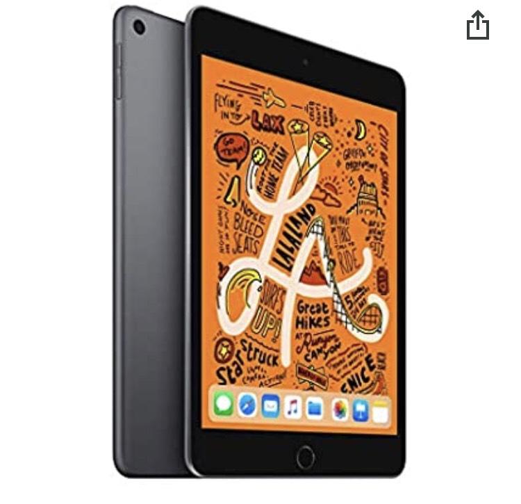 "Tablette 7.9"" Apple iPad Mini 5 Wi-Fi - 256Go"
