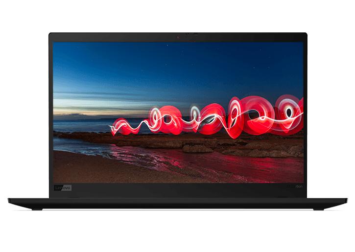 """PC Portable 14"""" Lenovo ThinkPad X1 Carbon (Gen 7) - Intel Core i5-8365U, 16 Go de RAM, SSD 256 Go, écran Full HD, Windows 10"""