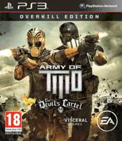 Army of Two : Le Cartel du Diable Overkill Edition sur ps3 et xbox 360