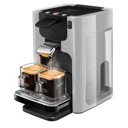Machine à café à dosettes Philips Senseo HD7866/99 Quadrante Gris + 2 Tasses + 22.84€ en bon d'achat (Via ODR de 22.84€)
