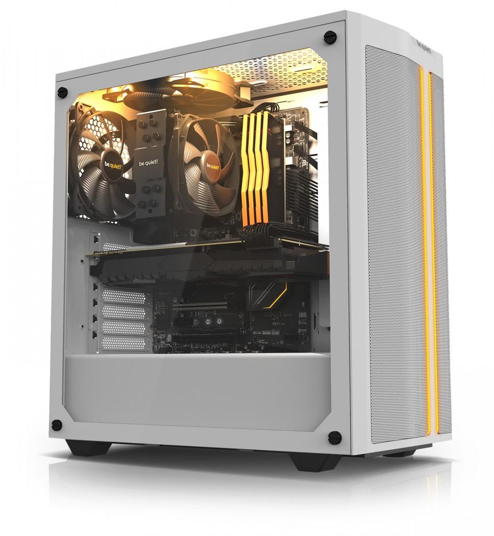 PC Gamer - i5-10600k, 16Go RAM (3200), RTX 3080 (10Go) , 512Go M2 SSD Nvme, Alim Bequiet 700W, Z490 Phantom Gaming, sans OS (ibuypower.de)