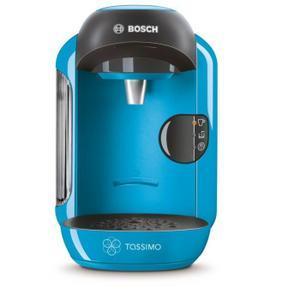 Machine à café Tassimo Vivy TAS1255 - Bleu + 3 Paquets de dosettes Tassimo + 10€ de bons d'achat à utiliser sur des T Disc (via ODR 20€)