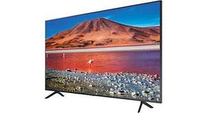 "TV 55"" Samsung UE55TU7125 - 4K UHD, HDR10+, 2000 PQI, Smart TV"