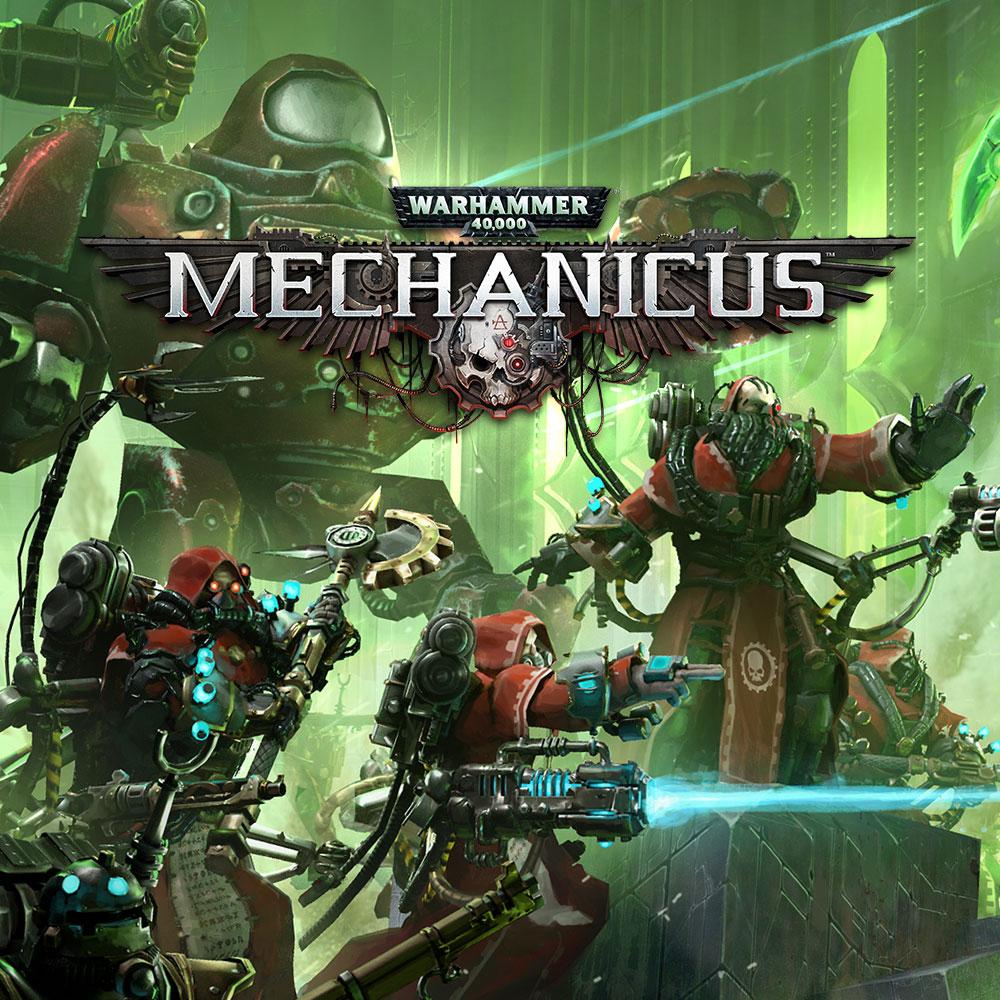 Warhammer 40,000: Mechanicus sur Switch (Dématérialisé)