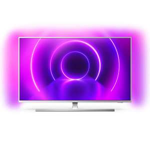 """TV 58"""" Philips The One 58PUS8555 - LED, 4K UHD, HDR 10+, Dolby Vision, Ambilight, Android TV"""