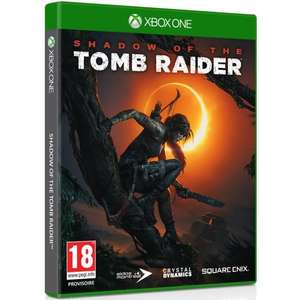 Shadow of the Tomb Raider sur Xbox One