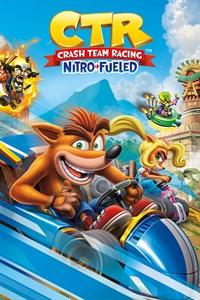 Crash Team Racing Nitro-fueled sur Xbox One / PS4 (Dématérialisé)