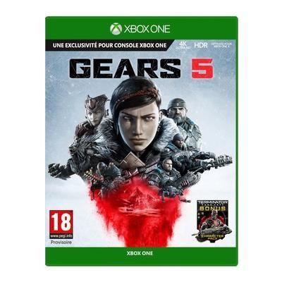Jeu Gears 5 sur Xbox One