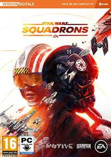 Jeu Star Wars : Squadrons sur PC (Dématérialisé - Origin)