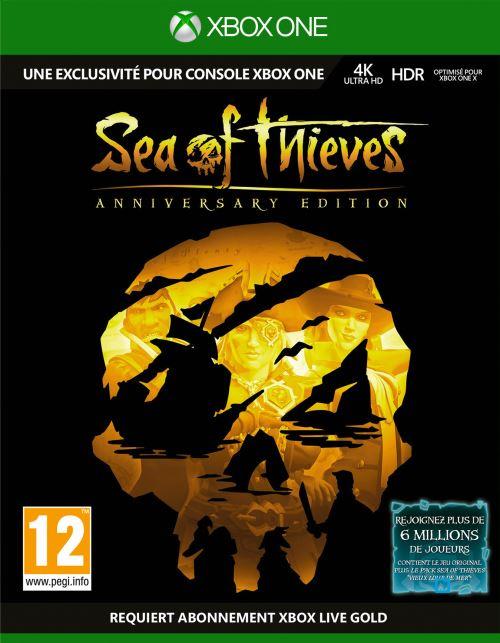 Sélection de jeux Xbox One en promotion - Ex : Sea of Thieves : Anniversary Edition ou Gears 5