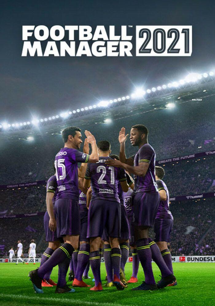 Football Manager 2021 sur PC (dématérialisé, Steam)