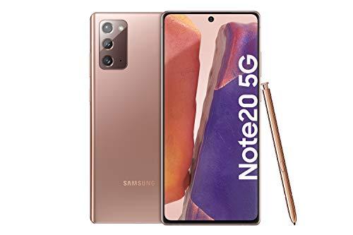 "Smartphone 6.7"" Samsung Galaxy Note 20 5G - 256Go, 8 Go RAM"
