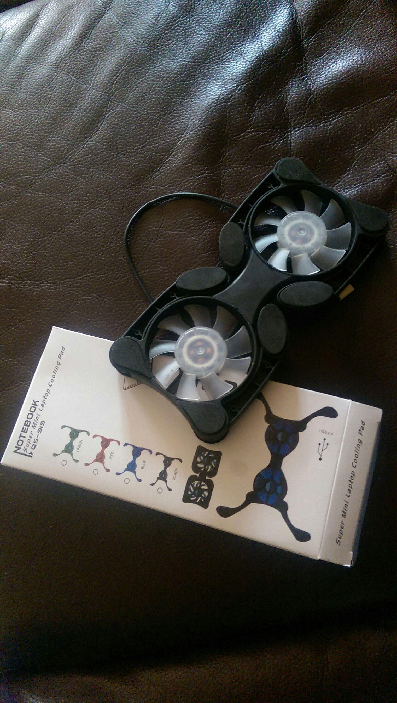 Super mini ventilateur pour PC portable QS-919