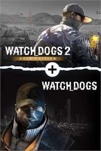 Sélection de Jeux PS4 en promotion - Ex: Bundle Watch Dogs 1 + Watch Dogs 2 Standard Edition (Dématérialisé - Store Brésil)