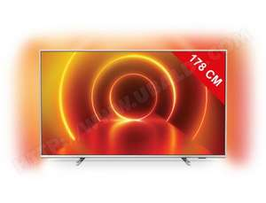 """TV 70"""" Philips 70PUS7855/12 - LED, 4K"""