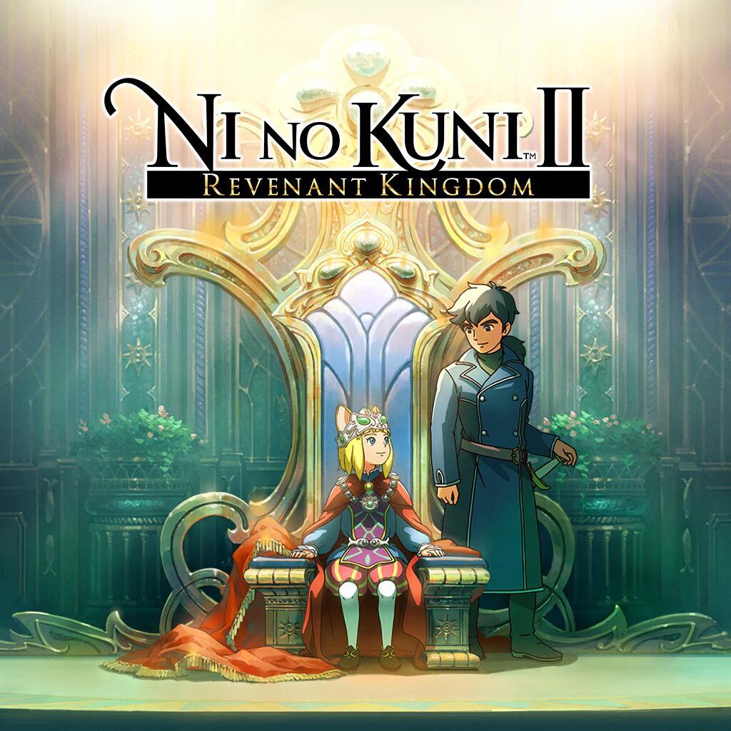Ni no Kuni™ II: Revenant Kingdom Deluxe Edition sur PS4 (Dématérialisé - Store US)
